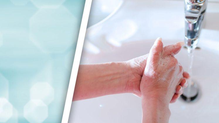 image lavage de main