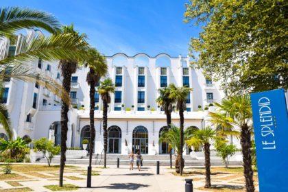 Hôtel Splendid à Dax dans les Landes