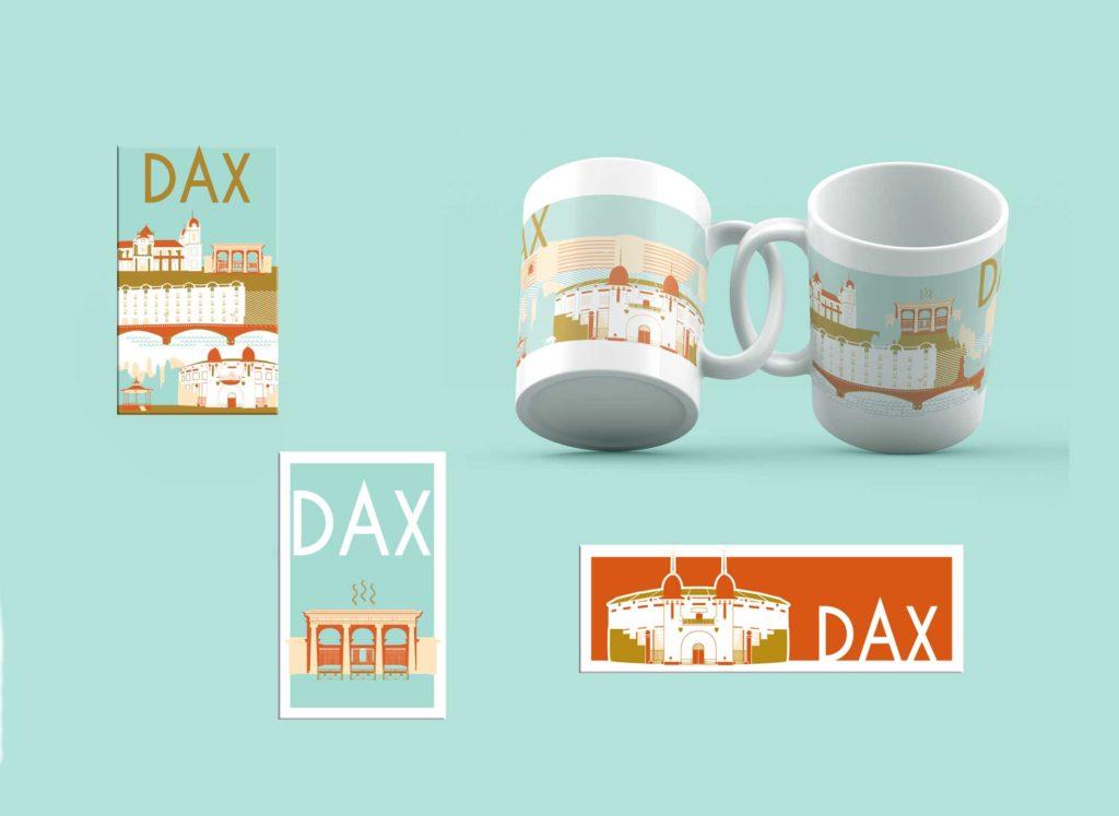 mug dax