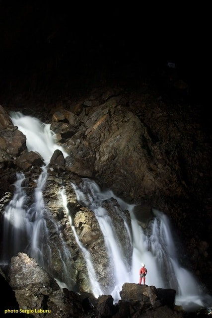 cascade grotte de la verna