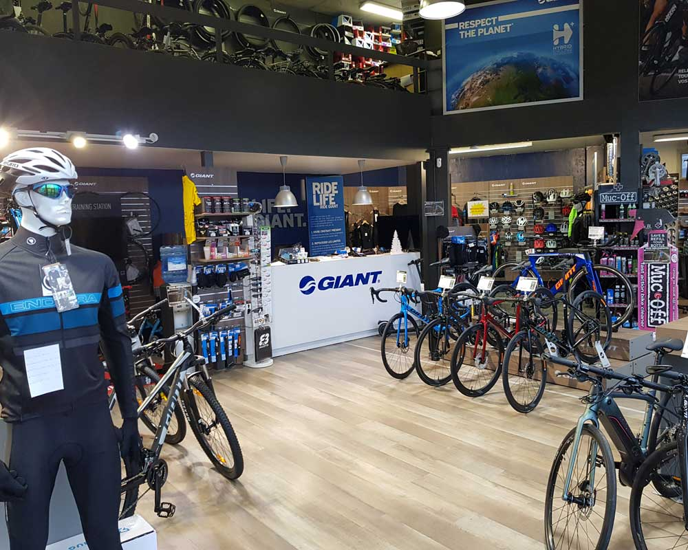 magasin velo giant dax