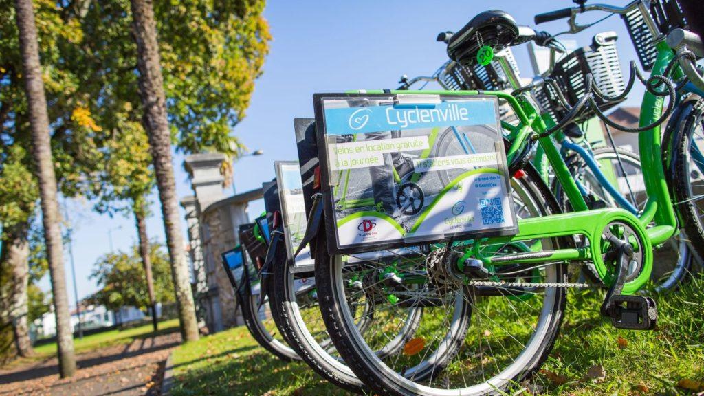vélo cyclenville dax