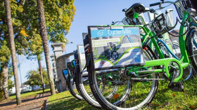 vélo cyclenville