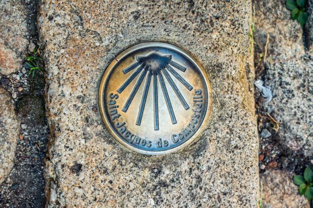 coquille chemin de saint-jacques decompostelle