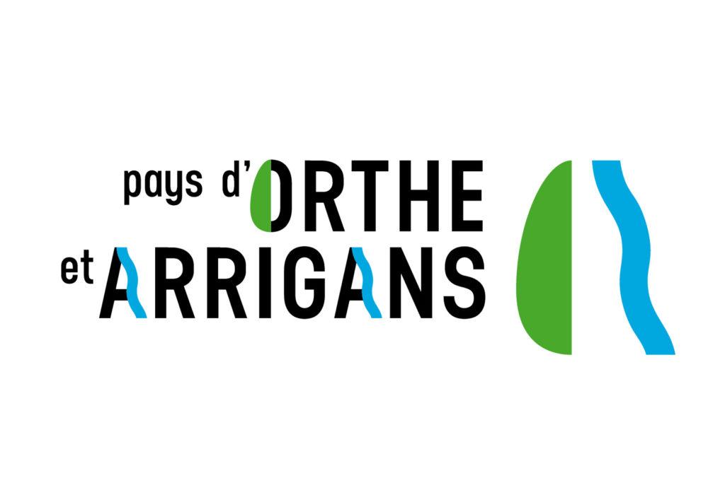 logo office de tourisme orthe et arrigans