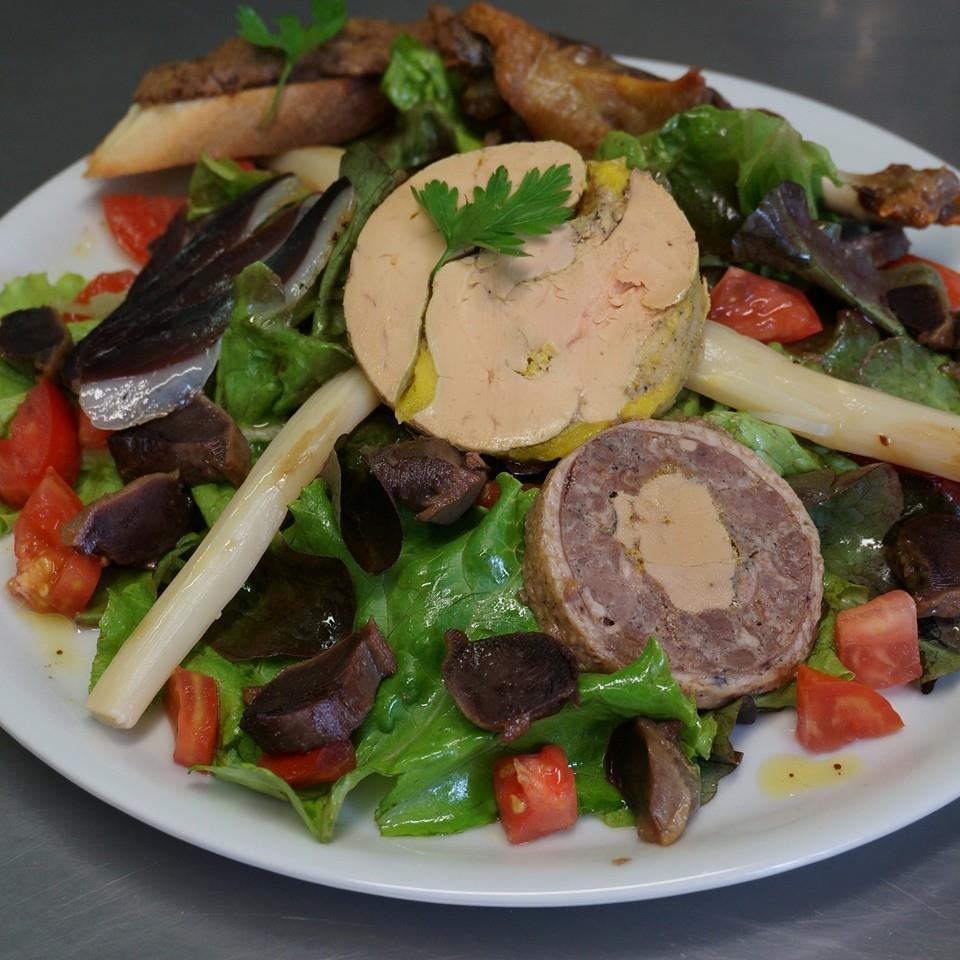salade landaise - bastebieille
